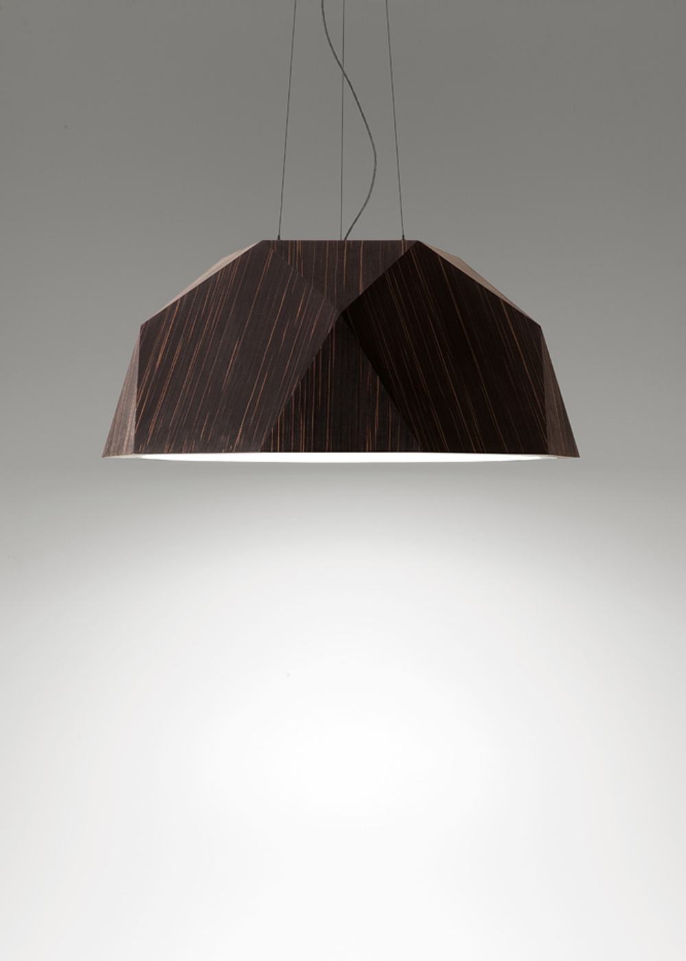 """Euroluce. Fabbian Illuminazione, Collezione """"Crio"""" - Luce e Design"""
