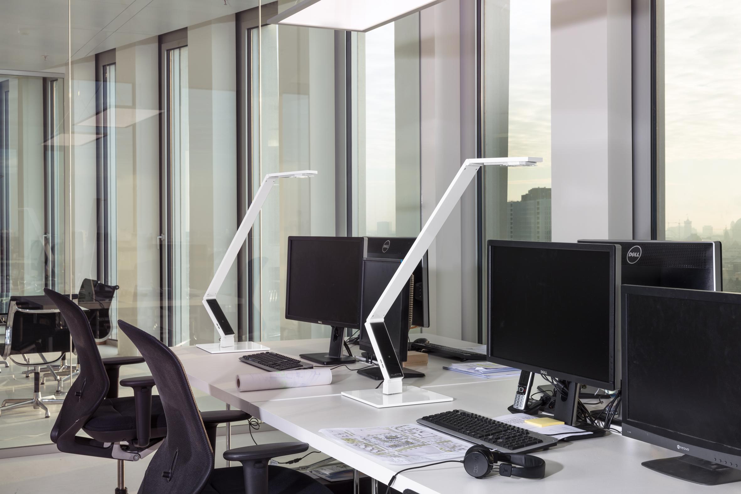 Studio Ufficio Differenza : Berlino atelier eike becker architekten. luce per lufficio ideale