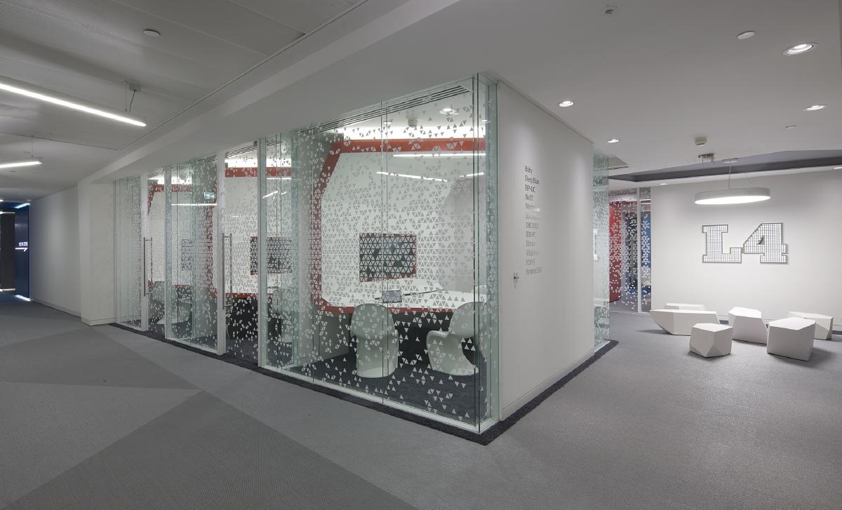 Illuminazione Ufficio Open Space : Una nuova sinergia fra luce e ufficio luce e design