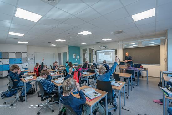 Normativa illuminazione scuole faro per illuminazione esterna