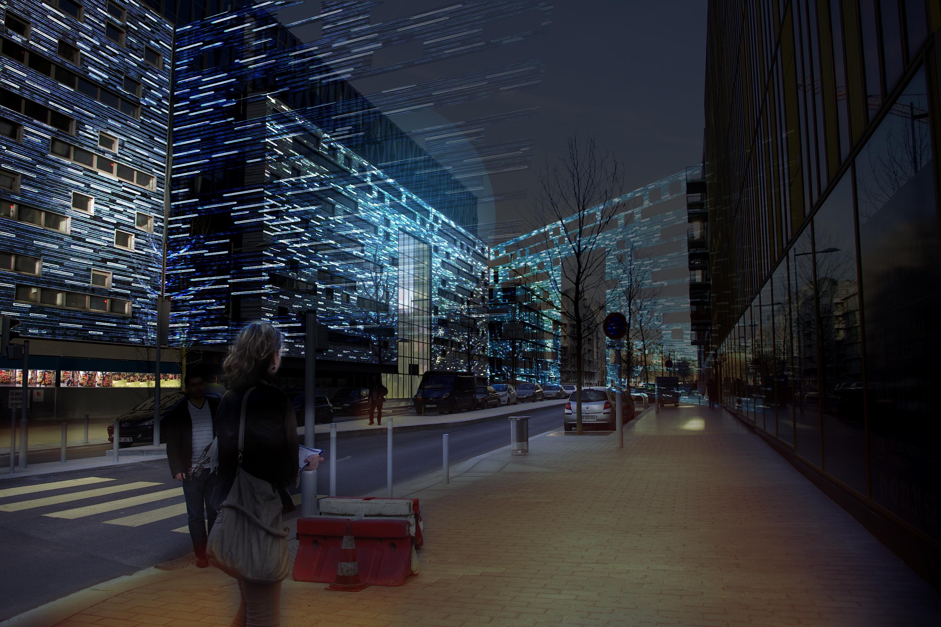The Future of Urban Lighting'