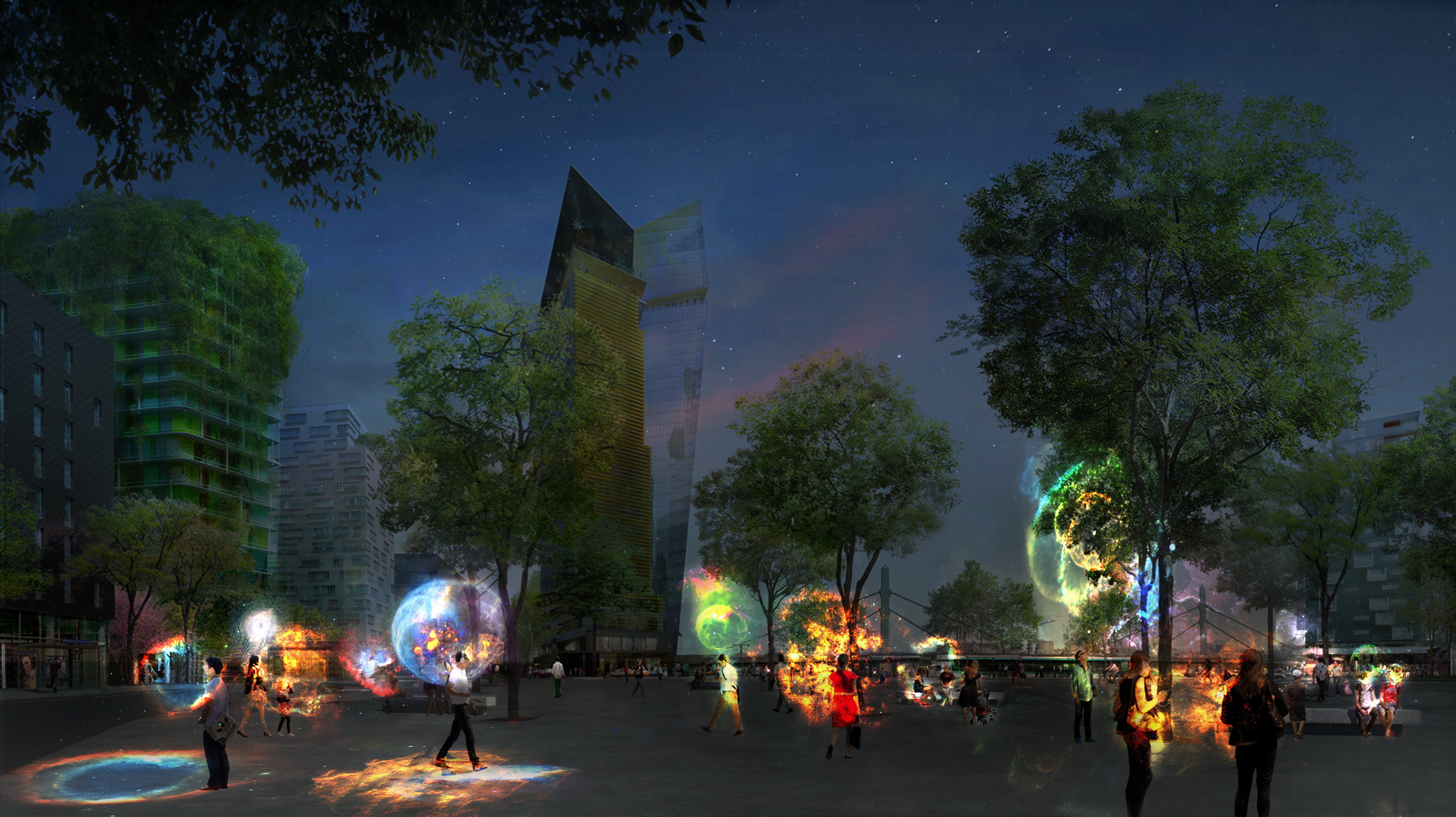 The Future of Urban Lighting
