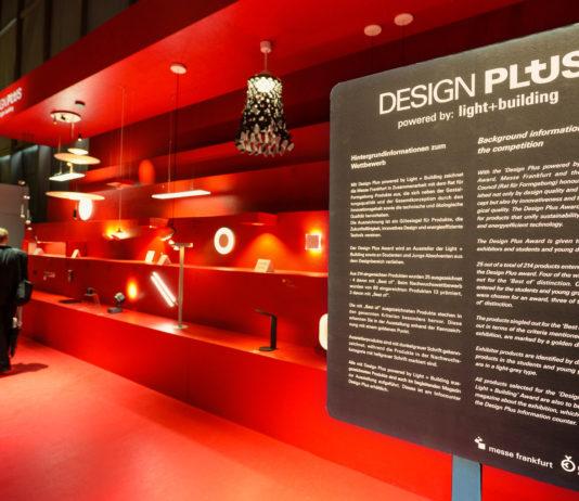 L'immagine si riferisce al Design Plus Award nell'edizione di L+B 2016