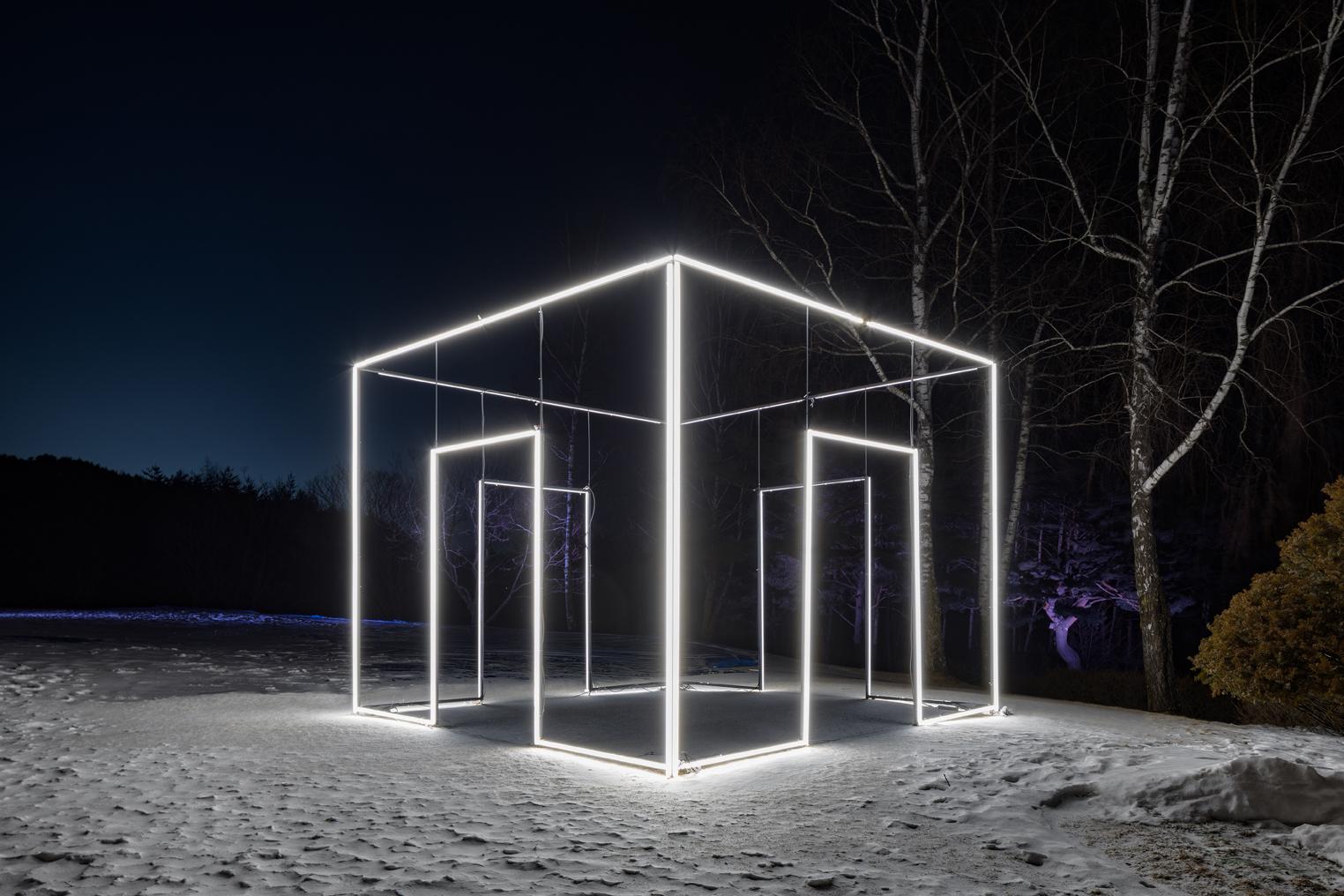 Prospectum i light designer italiani alle olimpiadi for Design e rimodellamento della casa sud occidentale