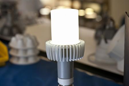 La lampada a LED 21st Century Lamp di CREE
