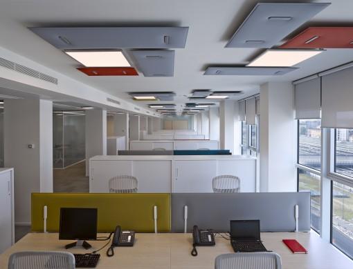 Un'immagine degli interni. L'area operativa lato Sturzo (cortesia: Revalue)