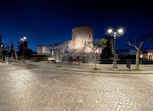 Venosa. Castello di Pirro del Balzo (cortesia: Neri)