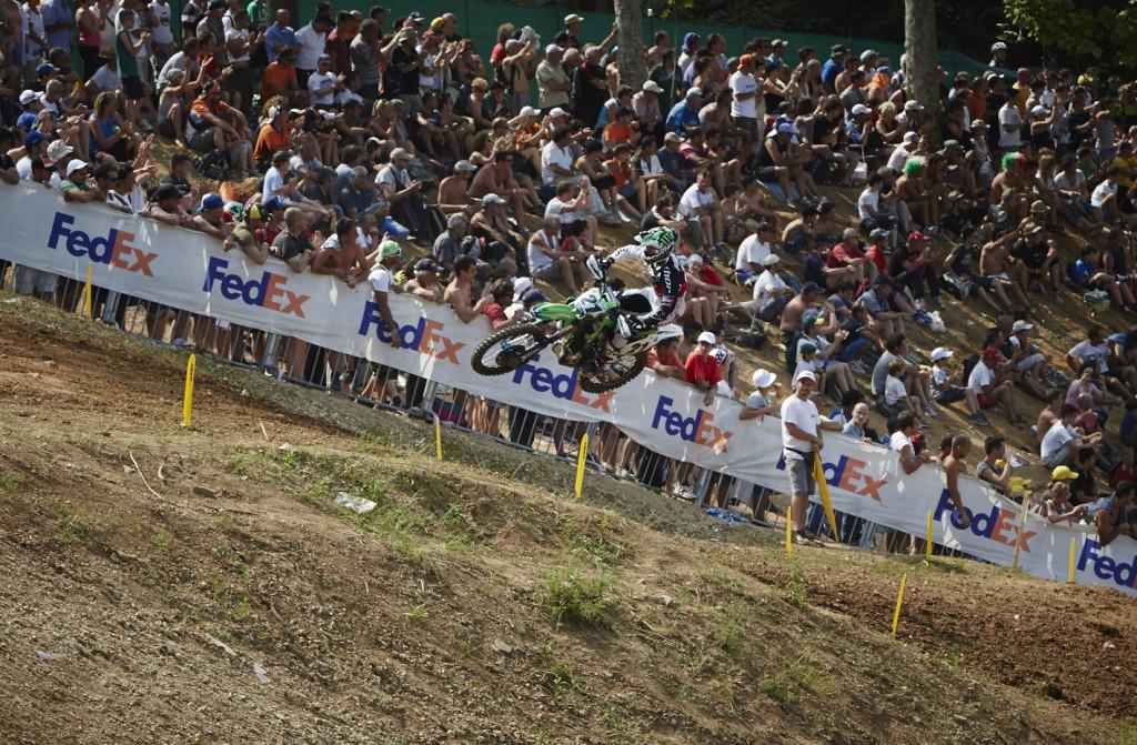 decima tappa del Mondiale di Motocross MXGP