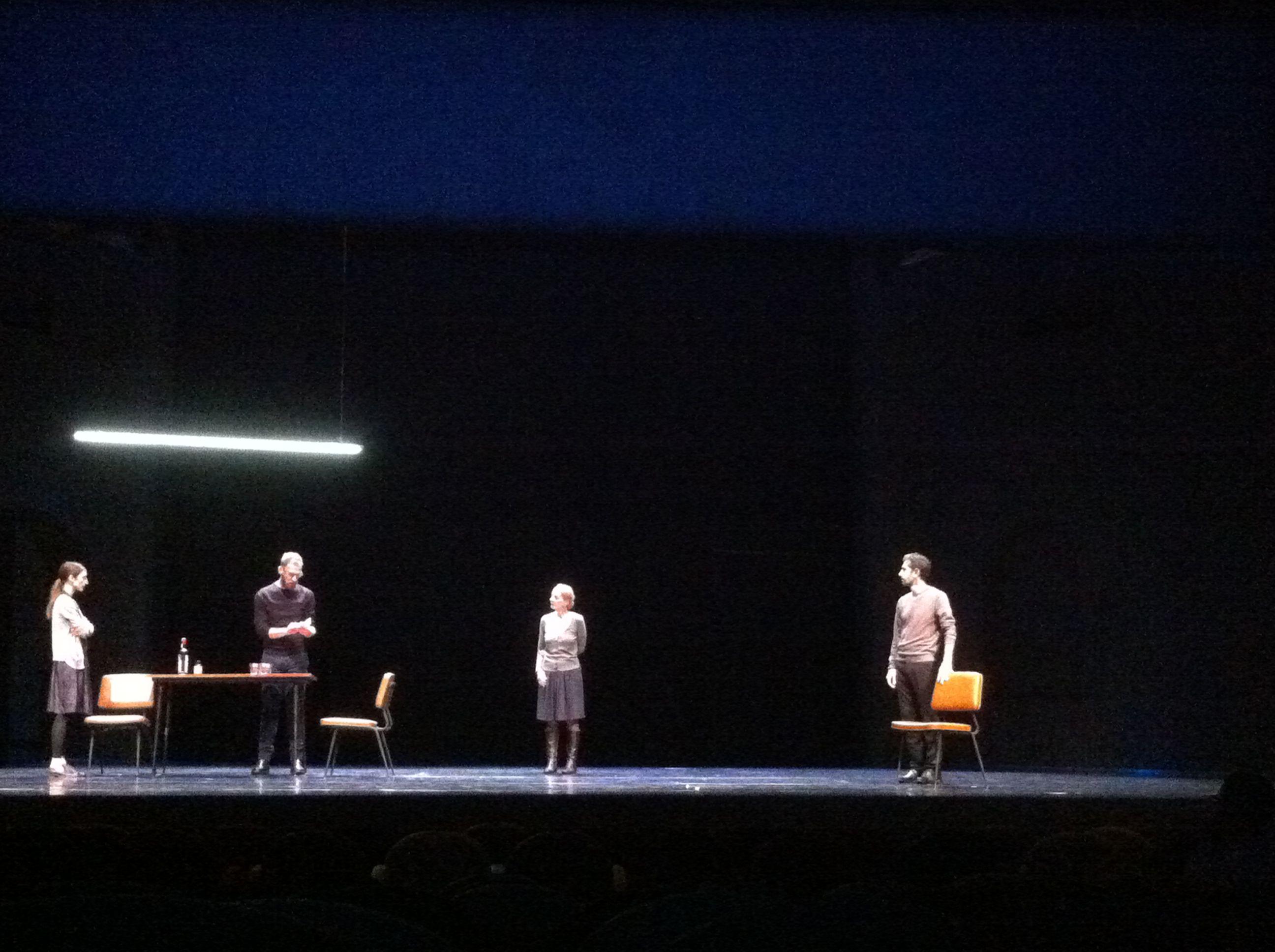 Castagnaravelli illuminazione teatro strehler