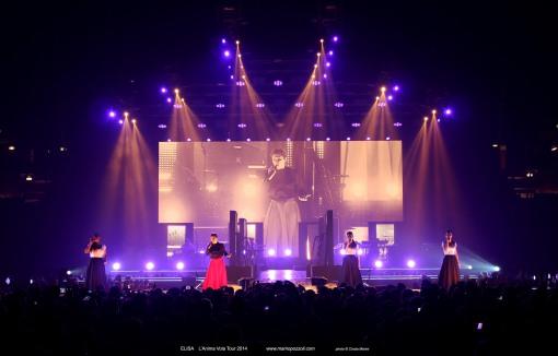 "Elisa – ""L'anima vola Tour"" – ""RYS – Rock Your Soul"" (cortesia photo: Cinzia Marini)"