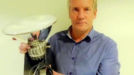 Anders Magnusson CEO Solljus AB - Svezia