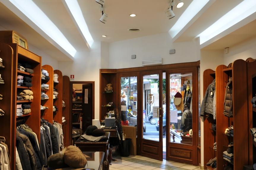 Dal transatlantico al retail luce e design