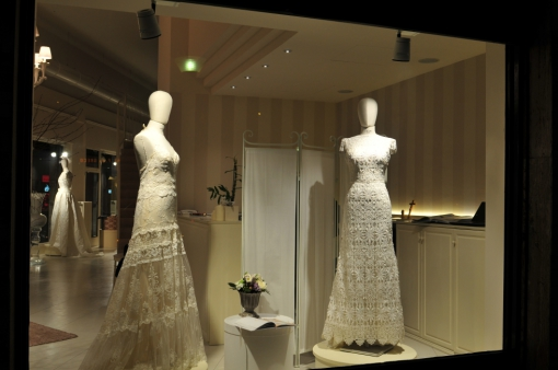 "Atelier ""Le Spose"", Milano (Divisione ATILED, cortesia Fabas Luce)"