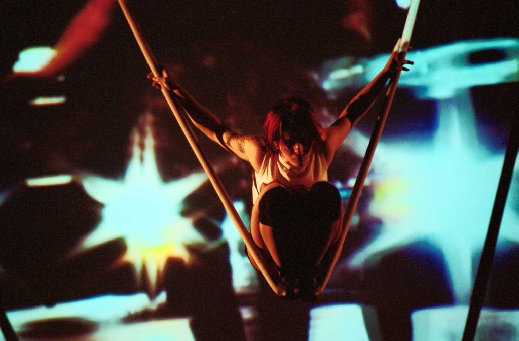 """Balletto """"On Air"""" - coreografie Debra Brown (cortesia dell'autore)"""