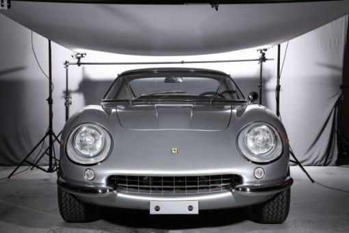 Ferrari 275 GTB4, 1967 (courtesy photo: Orazio Truglio)