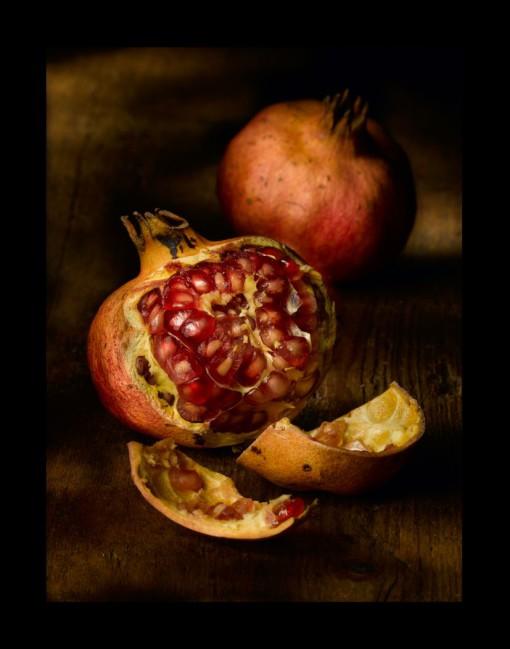 """Da """"Caravaggio in Cucina"""", 'Tempesta di rubini', 45 x 60 cm (courtesy photo: Renato Marcialis)"""