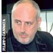 Il lighting designer Filippo Cannata
