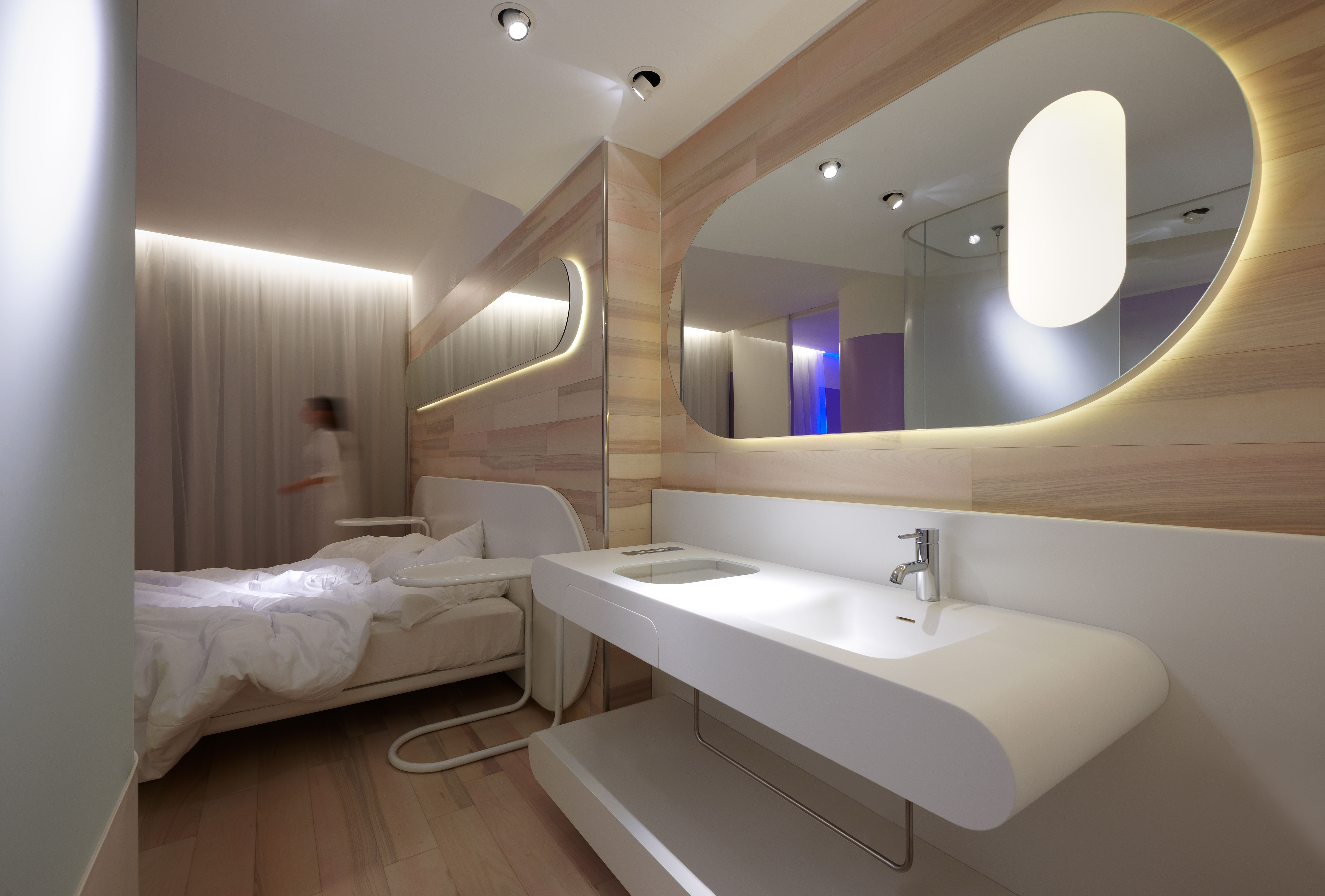 Forme di luce per il contemporaneo urbano luce e design