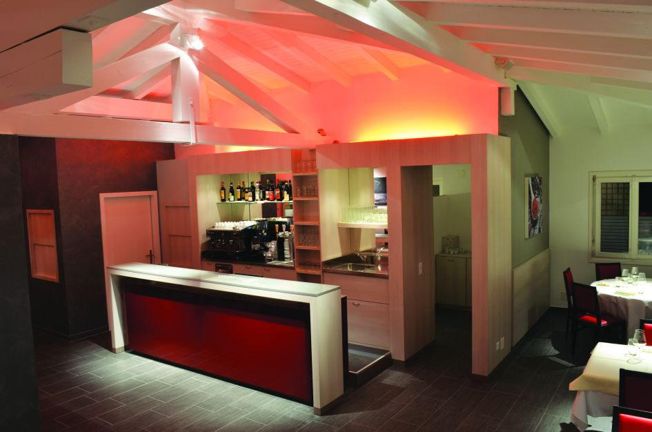 Ripensare allo spazio con l illuminazione luce e design
