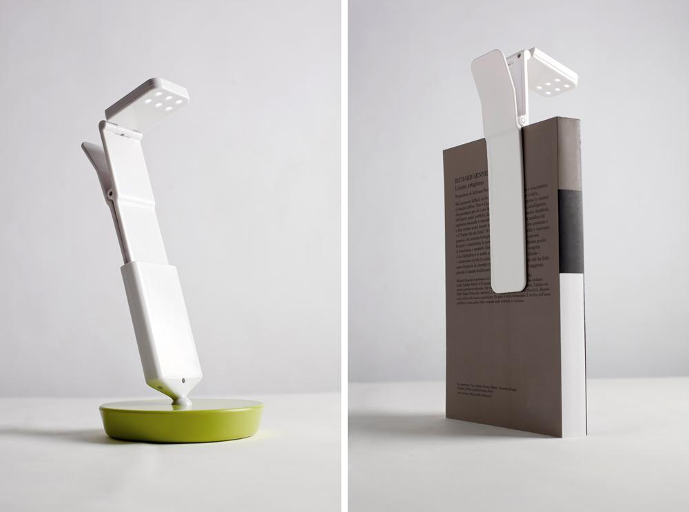 La miniaturizzazione delle fonti luminose e i nuovi oggetti luce e design - Oggetti camera da letto ...