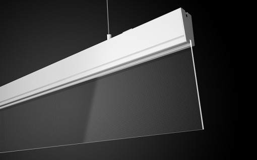 Il sistema Lumination™ LED Linear (cortesia GE Lighting)