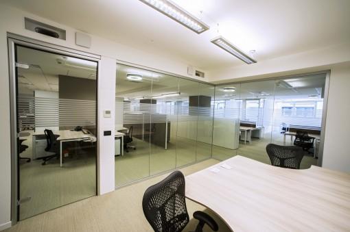 Alcune immagini degli interni della nuova sede V. Ships a Montecarlo (cortesia: Osram)