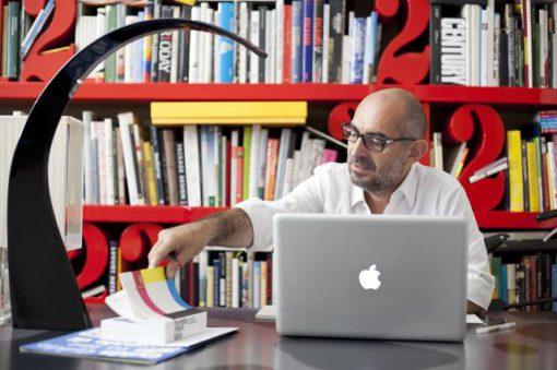 Ferruccio Laviani - a/pf/l-Studio Laviani, Milano (courtesy photo: Colecchia)