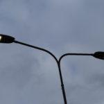 Alcuni dei nuovi apparecchi stradali a luce LED