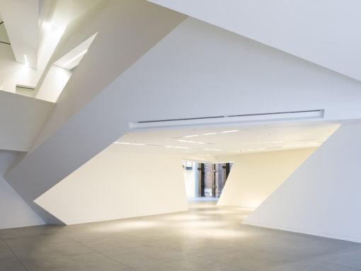 Koret-Taube Grand Lobby (foto: Bruce Damonte – Courtesy of the Contemporary Jewish Museum, San Francisco)