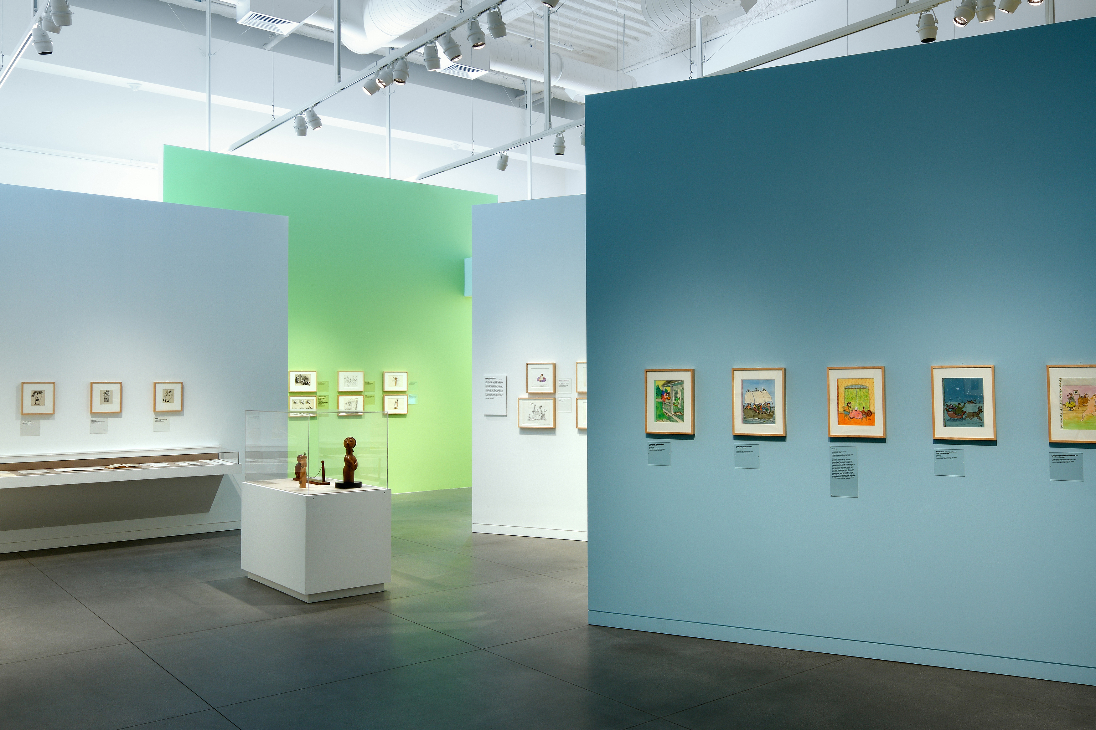 Contemporary jewish museum per l efficienza energetica luce e