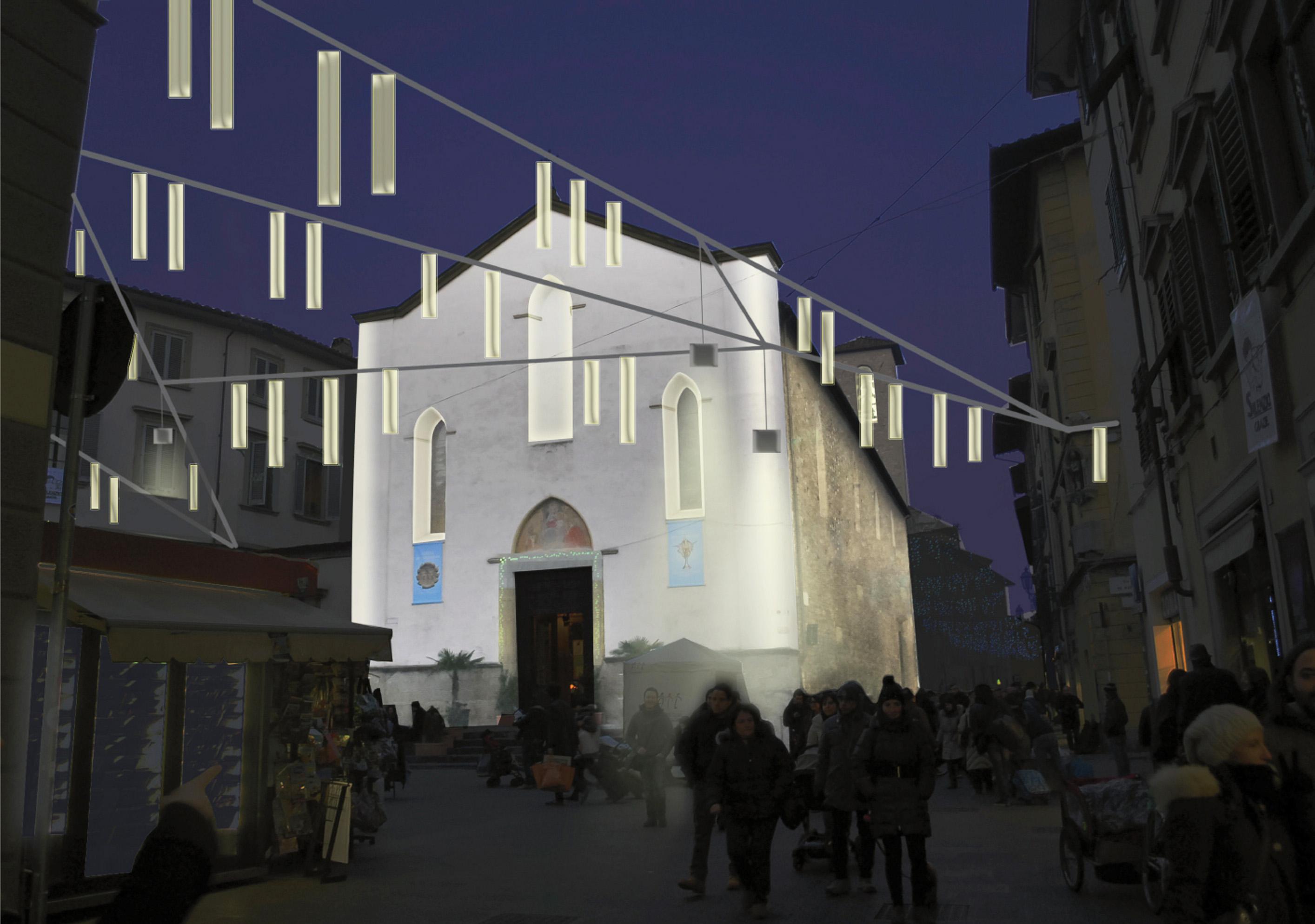La formazione e la ricerca nell illuminazione urbana luce e design
