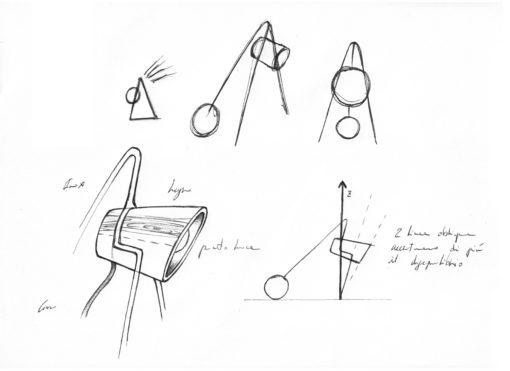 """Alcuni studi per """"Sir Winston"""" (courtesy: Luca Armellino)"""