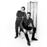 Alessio Bernardi (a destra nell'immagine), con Ernesto Ruggiero (courtesy photo: A/E Design)
