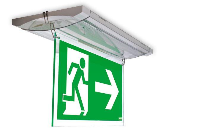 Illuminazione di emergenza la manutenzione è un obbligo luce e