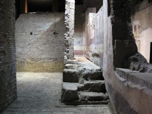 """Un'immagine della """"Casa di Augusto"""" (cortesia: Linea Light Group)"""