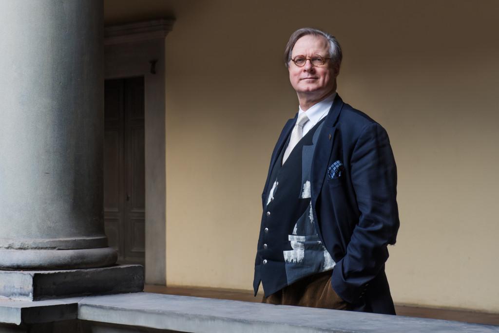 James Bradburne - Direttore della Pinacoteca di Brera, Milano - http://www.brera.beniculturali.it/