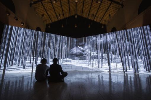 Luminaria, Roma. L'immagine immaginaria del Fuji nell'opera di Joanie Lemercier