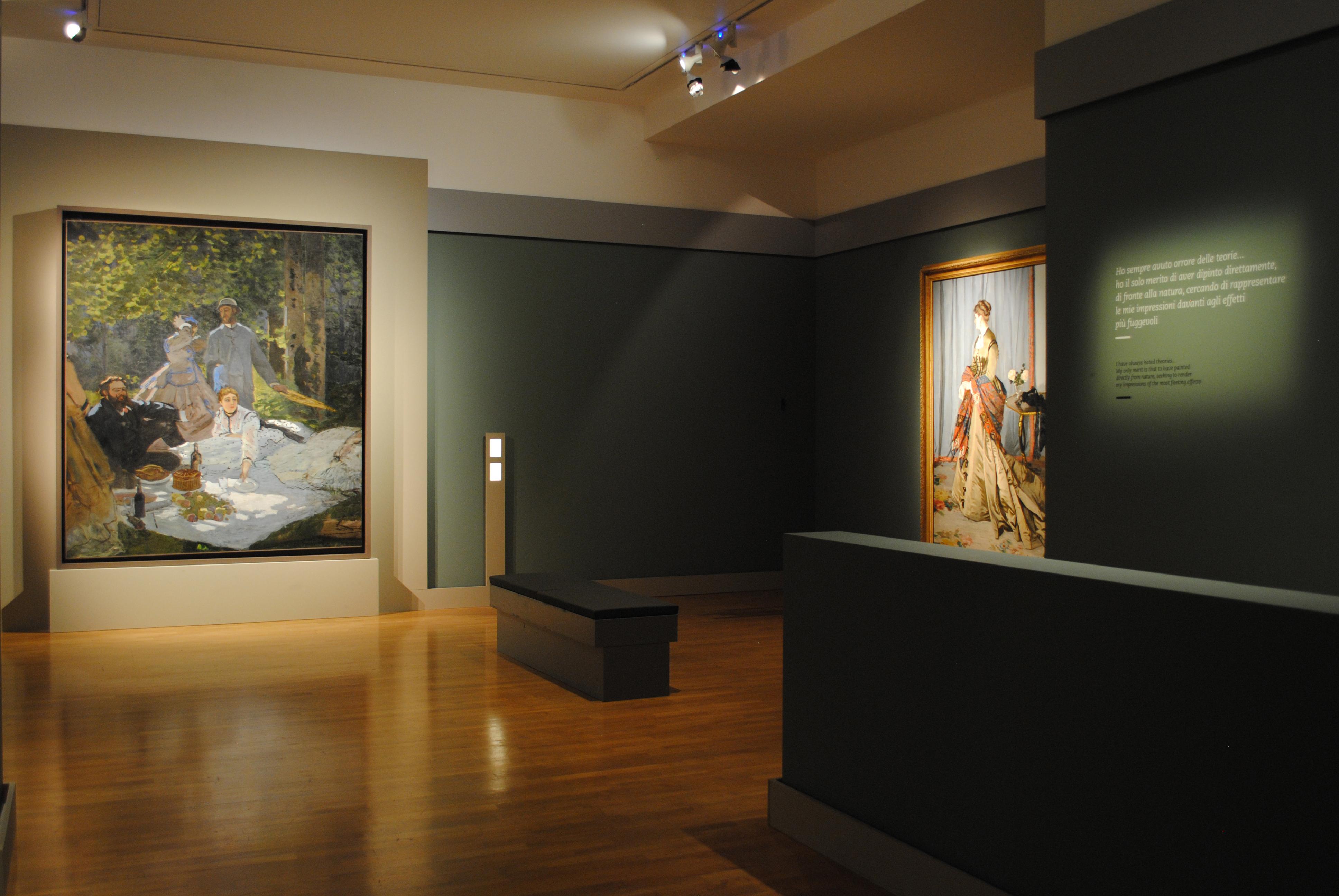 La mostra di Monet a Torino