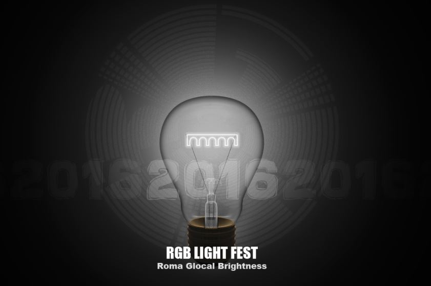 RGB Outdoor Light Fest 2016