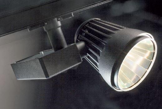 """L'apparecchio a LED """"Venere Pro P"""", disponibile con differenti temperature colore - 2700 K, 3000 K, 4000 K, Meat – dispone di un flusso luminoso elevato, fino a 8500 lm (courtesy photo: Imoon)"""