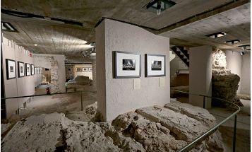 Zona archeologica. Un'immagine della mostra fotografica (cortesia foto Ennevi)
