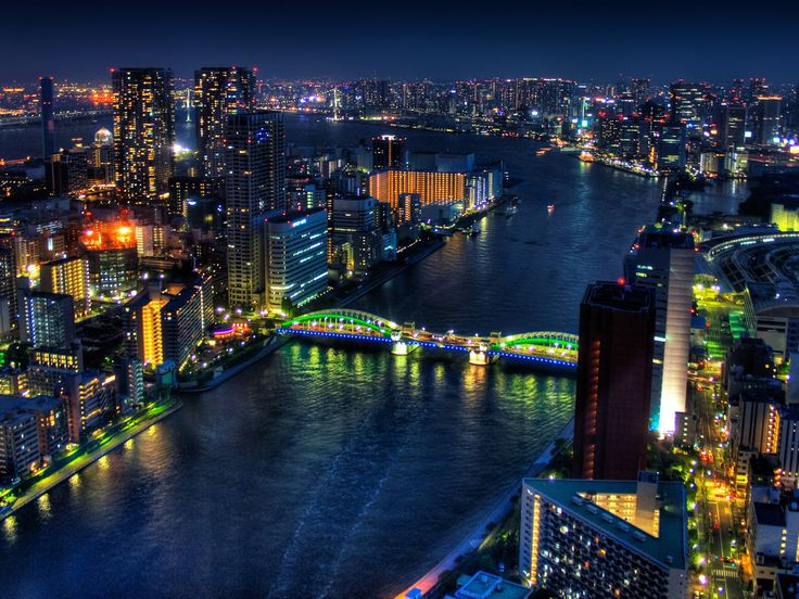 Top Ten Smart Cities 2014 winner: Tokyo