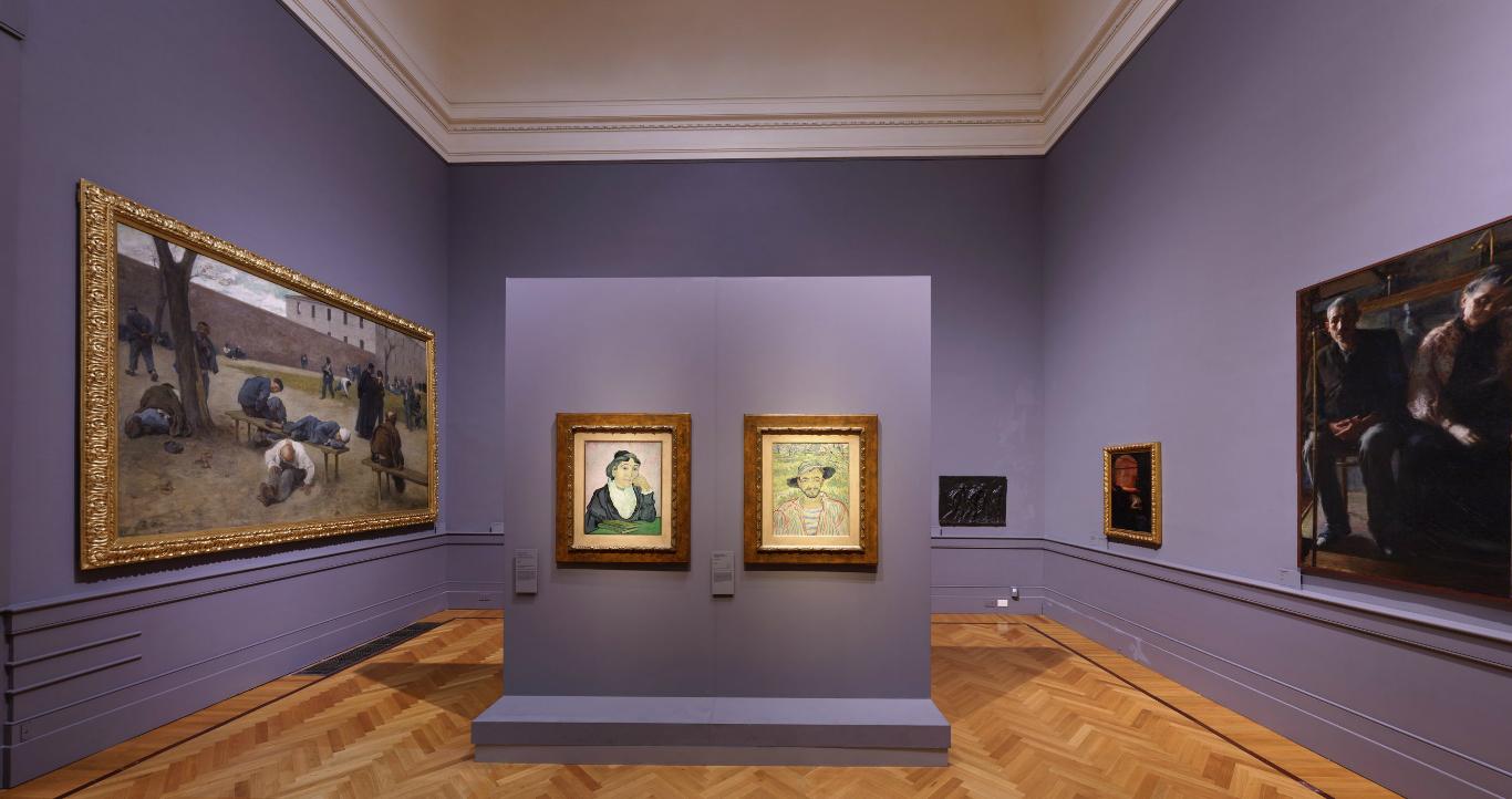 GNAM - Galleria Nazionale di Arte Moderna, Roma