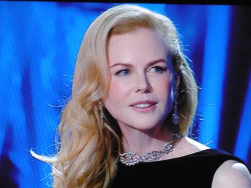 Sanremo 2016. Fra gli ospiti internazionali, Nicole Kidman