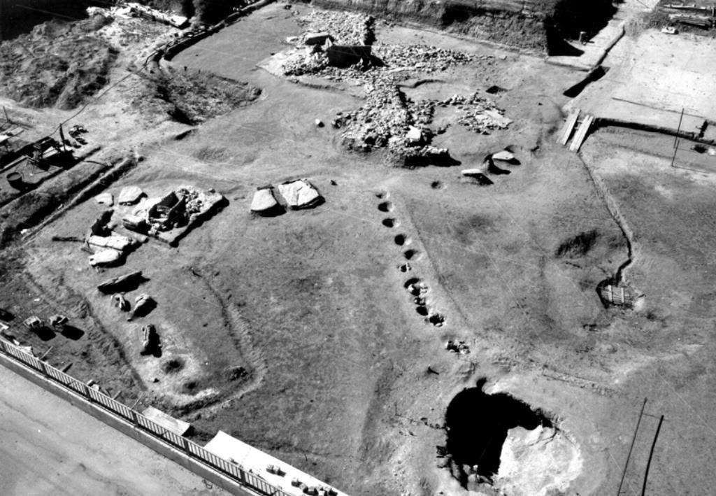 L'area archeologica di Saint-Martin-de-Corléans