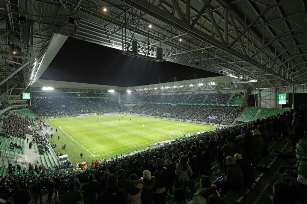 """Saint Etienne - """"Geoffroy Guichard Stadium"""""""