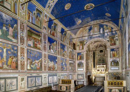 Cappella degli Scrovegni, Giotto - Padova