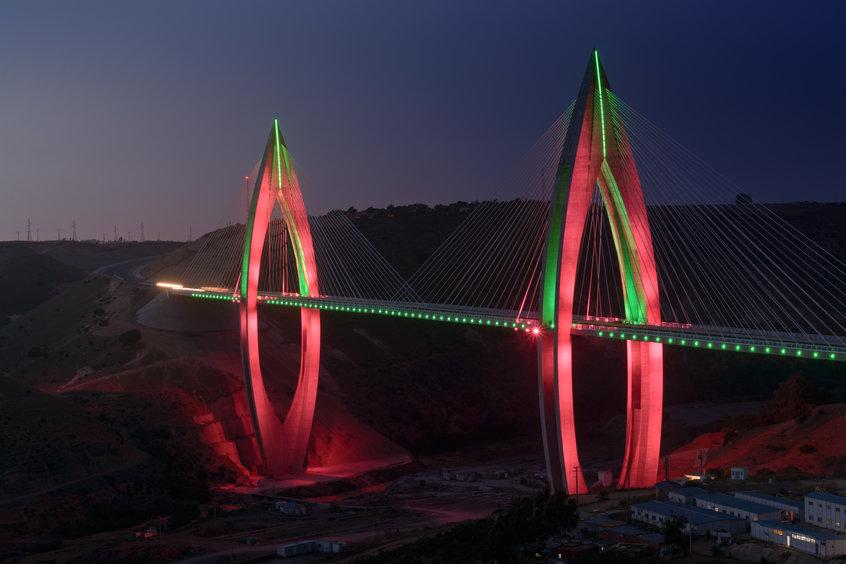 "Il ponte ""Mohammed VI"