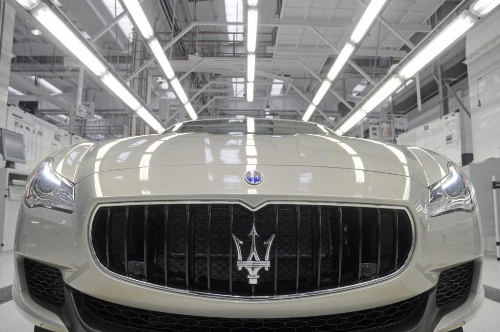 Grugliasco, Torino. FCA – Gruppo Fiat Chrysler Automobiles