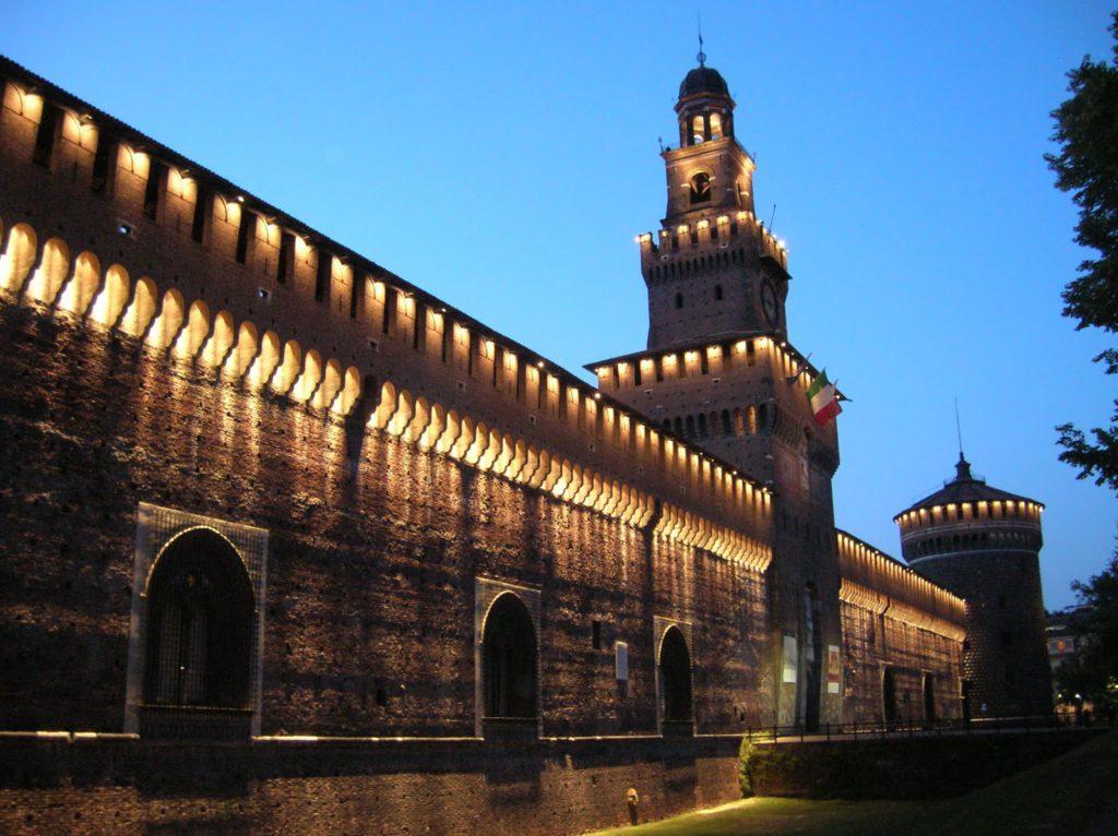 Castello Sforzesco (Milano)